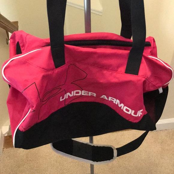 Under Armour Other   Pink Gym Bag   Poshmark 8e814a7583